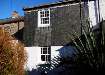 Thumbnail 2 bed terraced house to rent in Chapel Street, St Just, Penzance