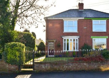 Thumbnail 2 bed semi-detached house for sale in High Street, Broughton, North Lincolnshire