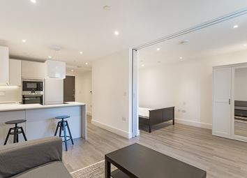Thumbnail Studio to rent in Gaumont Place, London