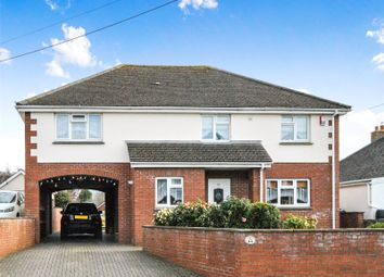 Thumbnail 4 bed detached house for sale in Chaddiford Lane, Barnstaple