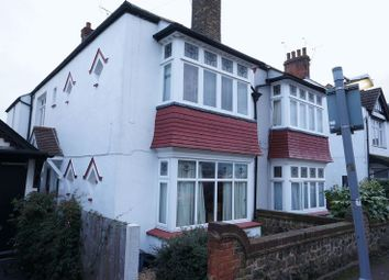 Thumbnail 3 bed flat for sale in Maple Avenue, Leigh-On-Sea