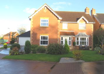 Thumbnail 4 bed detached house for sale in Hammond Close, Marton-In-Cleveland, Middlesbrough
