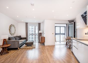 Thumbnail 1 bed flat to rent in New Drum Street, London