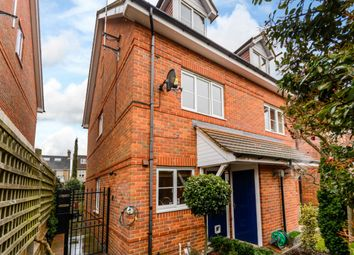 Thumbnail 3 bedroom end terrace house for sale in Ashwell Place, Watford, Hertfordshire