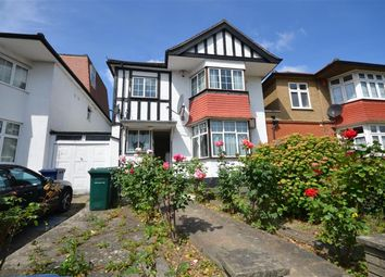 Thumbnail 3 bed detached house for sale in Crespigny Road, Hendon, London