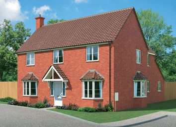 Thumbnail 4 bed detached house for sale in Plot 77, The Burford At Fairways Park, West Hill Road, Retford