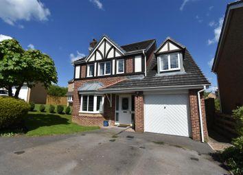 Thumbnail 4 bedroom detached house for sale in Barnets Wood, Chepstow