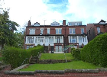 Thumbnail 2 bed flat to rent in Ridge Terrace, Headingley, Leeds