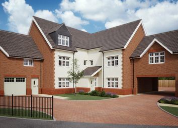 Thumbnail 1 bed flat for sale in Honeysuckle Avenue, Leckhampton