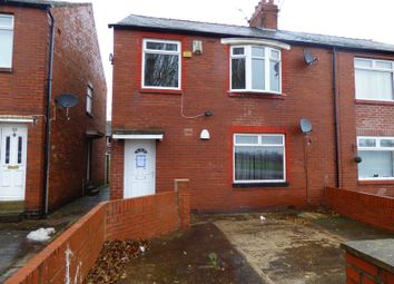 Thumbnail 3 bed flat for sale in Relton Avenue, Newcastle Upon Tyne