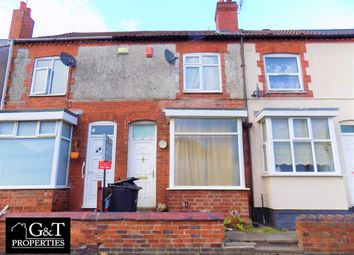 Thumbnail 2 bedroom terraced house for sale in Gammage Street, Dudley