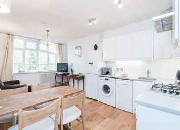 Thumbnail 3 bed flat to rent in Cazenove Road, London