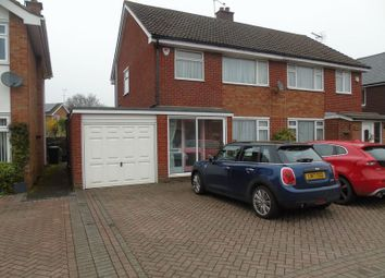 Thumbnail 3 bed semi-detached house to rent in West End Road, Mortimer Common, Reading