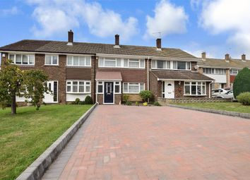 Thumbnail 3 bed terraced house for sale in Bowers Avenue, Northfleet, Gravesend, Kent