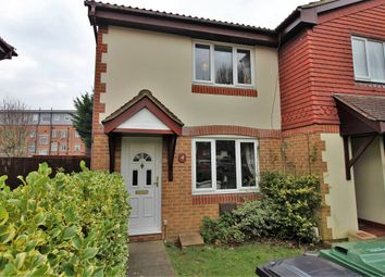 Thumbnail 3 bed semi-detached house for sale in Templeton Close, Portsmouth