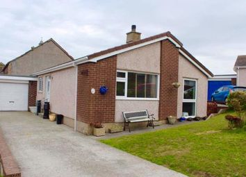 Thumbnail 3 bed bungalow for sale in Yr Ogof, Holyhead, Sir Ynys Mon