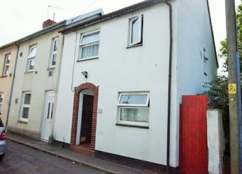 Thumbnail 3 bed end terrace house for sale in Lower Gaydon Street, Barnstaple