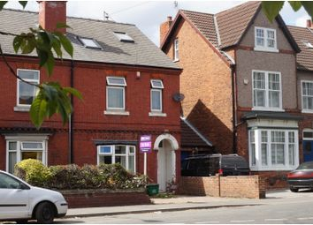 Thumbnail 3 bed end terrace house for sale in Station Road, Bawtry, Doncaster