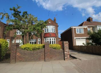 Thumbnail 3 bed semi-detached house to rent in Victoria Road West, Hebburn