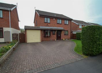 Thumbnail 4 bed detached house for sale in Omega Way, Trentham, Stoke-On-Trent