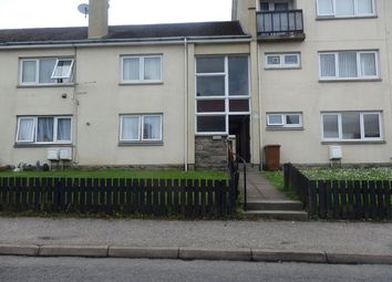 Thumbnail 1 bed flat to rent in 10 Meadow Crescent, Elgin