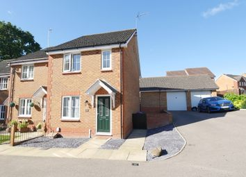 Thumbnail 3 bed end terrace house for sale in Fairfield Way, Stevenage