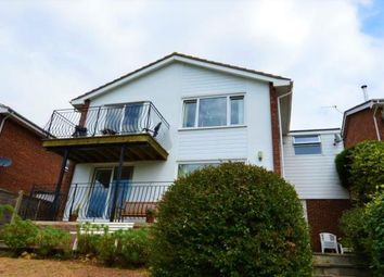 Thumbnail 3 bed detached house for sale in Meadow Park, Dawlish, Devon