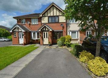 Thumbnail 2 bed terraced house for sale in St Michaels Gardens, Whitefield, Manchester