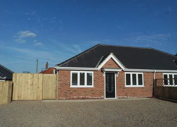 Thumbnail 2 bed semi-detached bungalow for sale in Kents Lane, Bungay