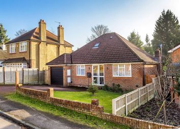 Thumbnail 3 bed bungalow for sale in Rosebery Road, Langley Vale, Epsom