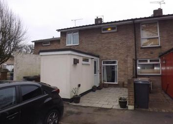 Thumbnail 3 bedroom terraced house for sale in Homefield Close, Chelmsford
