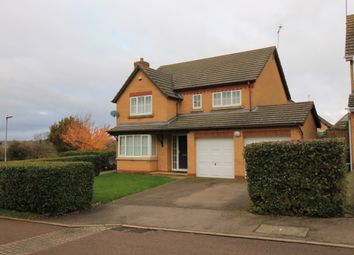Thumbnail 4 bed detached house to rent in Fitzwilliam Leys, Higham Ferrars