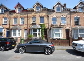 Thumbnail 2 bed flat to rent in Raleigh Road, St Leonards, Exeter, Devon