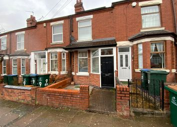 Thumbnail 2 bed terraced house for sale in Mickleton Road, Earlsdon, Coventry