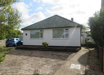 Thumbnail 3 bed detached bungalow for sale in Cambridge Avenue, Melton Mowbray