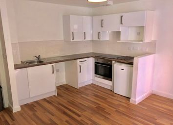 Thumbnail 1 bed flat to rent in 13 Erskine Street, Leicester