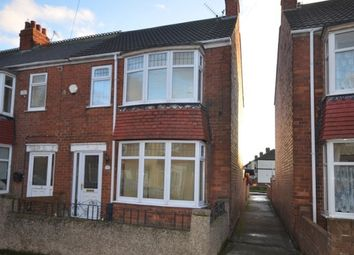 Thumbnail 3 bed semi-detached house to rent in Mill Avenue, Grimsby
