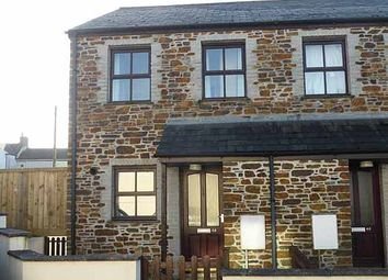 Thumbnail 2 bed terraced house to rent in Rose Row, Redruth