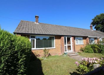 Thumbnail 2 bed bungalow for sale in Burley Road, Bransgore, Dorset