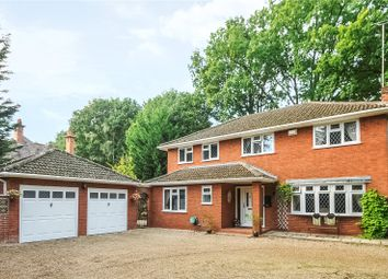 Thumbnail 4 bed detached house for sale in Lower Wokingham Road, Crowthorne, Berkshire