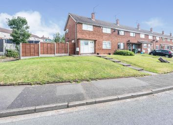 Thumbnail 3 bed end terrace house for sale in Rea Way, Worcester