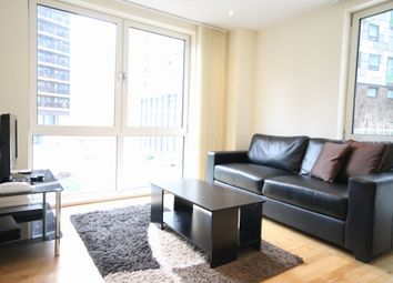 Thumbnail 1 bedroom flat to rent in 35 Indescon Square, Millharbour, London, London