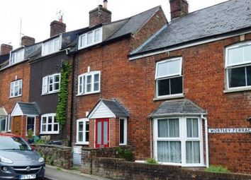 Thumbnail 2 bed cottage for sale in Wortley Terrace, Wotton-Under-Edge, Gloucestershire