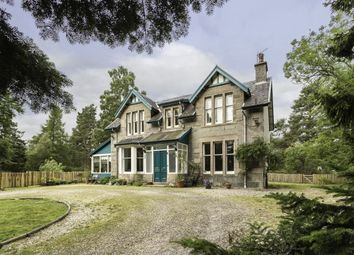 Thumbnail 5 bed detached house for sale in Station Road, Newtonmore, Highland