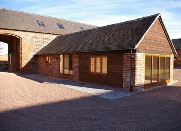 Thumbnail 1 bed barn conversion to rent in Dunley, Stourport-On-Severn