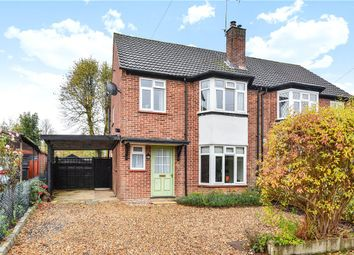 Thumbnail 3 bed semi-detached house for sale in Graham Close, Maidenhead, Berkshire
