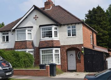 Thumbnail 1 bed semi-detached house to rent in Harborne Park Road, Harborne, Birmingham