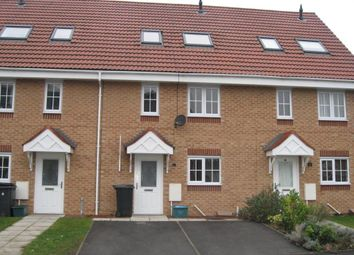Thumbnail 3 bed town house to rent in Salmond Road, York