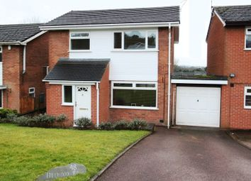 Thumbnail 3 bed detached house for sale in Hillwood Road, Madeley Heath, Crewe