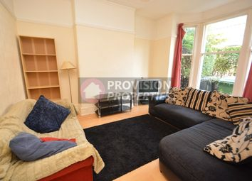 Thumbnail 5 bed terraced house to rent in Cardigan Road, Hyde Park, Leeds
